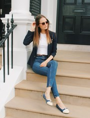 Chic Women flat office shoes,  you can wear to professional work
