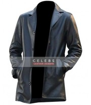 Fringe Peter Bishop (Joshua Jackson) Trench Coat Jacket