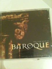 The Very Best of Baroque Performed by Baroque Ensemble of Vienna