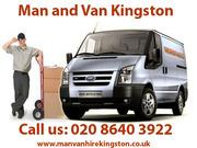 Man and Van hire  Kingston