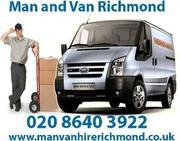 Man and Van Richmond