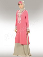 Get 10% discount on Latest Fashion Abayas at MyBatua