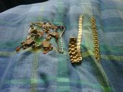 small joblot braclets used condition