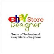 Get eBay store designed by expert eBay Store Designer