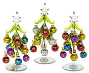 Special Gifts for Christmas - Decorated Bauble Xmas Tree