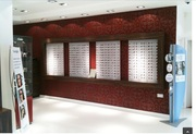 Opticians shopfitters