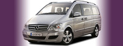 Best Chauffeur Driven Mercedes Viano