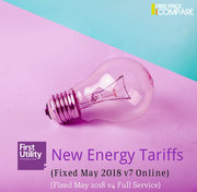 First Utility Fixed Price Tariffs and prices