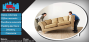 Shift furniture during home removals services