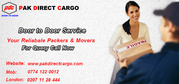 Types of sending your cargo at any place