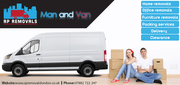 Offering man and van services for home removals at cost-effective rate