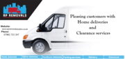 Best home delivery and clearance services in affordable rates...