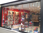 Shopfronts services in London