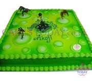 Ultimate Ben10 Cake