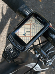 GARMIN Edge 800 GPS-Enabled Super Cycle Computer FULL BUNDLE