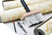Wallpapering services London
