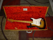 1956 FENDER STRATOCASTER 100% ORIGINAL 8.5+ CONDITION-Best price!!!