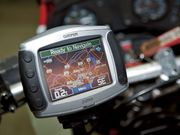GARMIN ZUMO 550 MOTORCYCLE / CAR GPS Navigator LATEST 2012 MAPS