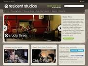 Recording Studios -ResidentStudios.com