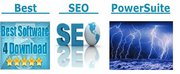 Best SEO Powersuite. Get on page one on Google,  Yahoo & Bing