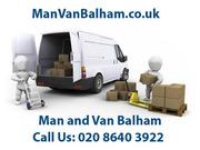 Man and Van Balham