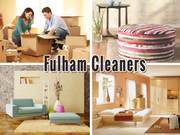 Professional household cleaning in Fulham