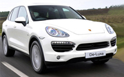 Travel with Prestige with Hire a Porsche London