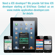 Need a iOS developer