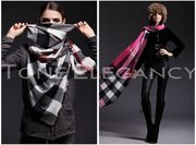 Chanel scarves,  Burberry Scarf