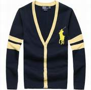 MAN's 100% cashmere sweater -polo sweater