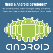 Need a Android developer
