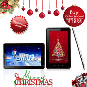 7 inch google android 4.2 jelly bean dual core tablet PC