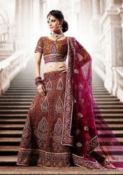 Online Shopping For Bridal Designer Chania choli in Uk