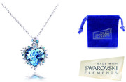 Great Offer!!! Swarovski Elements Pear Shape
