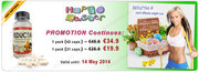 Easter Promotion of Reductan continues just for € 34.9!!!
