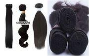 Real brazilian human hair for sale