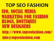 UK Top SEO Fashion Company focuses on boutiques,  blogs and fashion