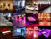 Hire furniture for wedding and party in London