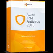 Avast Free Antivirus and anti-spyware protection.