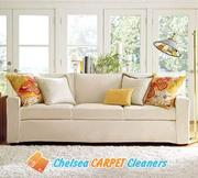 Carpet cleaning services in Chelsea