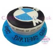 BMW Logo Cake