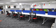 Office Interiors Services London