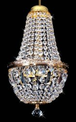 Place Your Orders For Basket Chandeliers