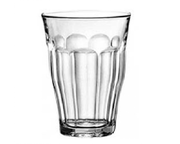 Duralex 50 cl Picardie Tumbler,  Pack of 6,  Transparent Clear Glass