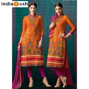 Get 35% Off & More On Designer Salwar Suits