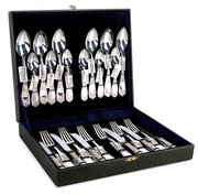 Silver Dinnerware Set,  Cutlery,  Silverware,  6 People
