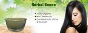Buy Natural Herbal Hair Color,  Online at Low price