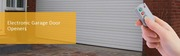 Electric garage door repair needs are best met by experienced people
