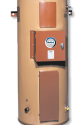 Marine tankless water heater