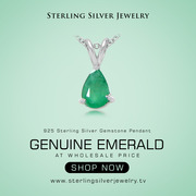 Sterling Silver Pendants | Wholesale Silver Jewelry Online